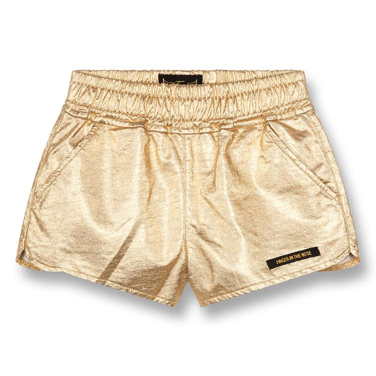 Shorts Holiday Gold Metal