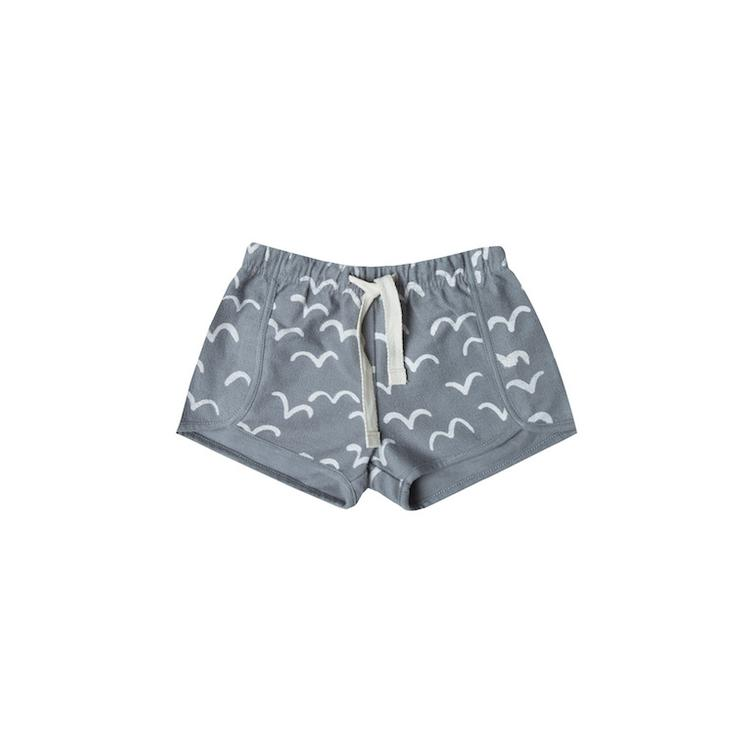 Shorts Taylor Flock - Stormy Blue
