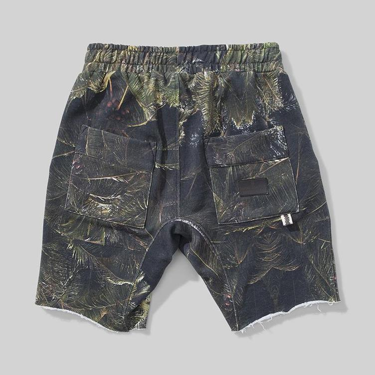 Shorts Wild Side - Jungle - 0