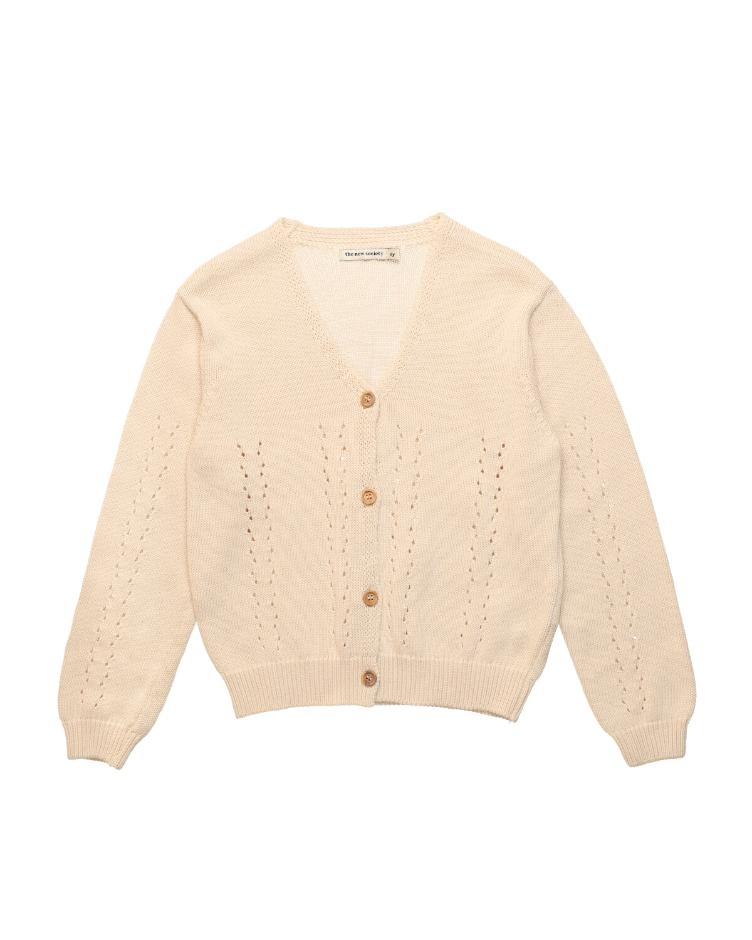 Strickjacke Alice - natural