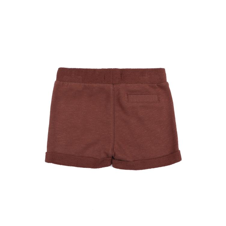 Sweat Shorts - russet - 0
