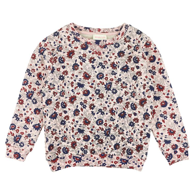 Sweater Leo Leo - Rose