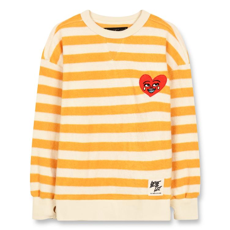Sweatshirt Academy Mandarin Stripes