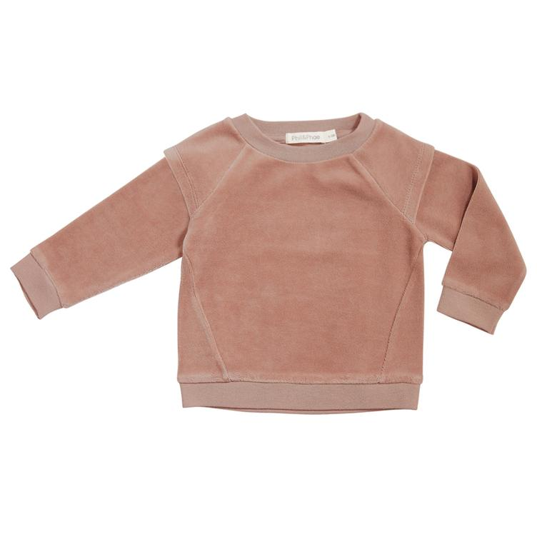 Sweatshirt Armour - Dusty Blush