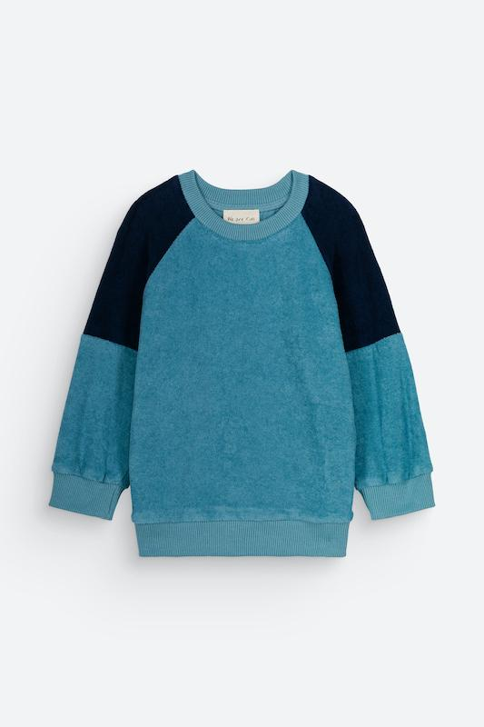 Sweatshirt Henri - tender blue
