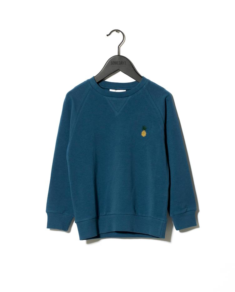 Sweatshirt Marino - Blue