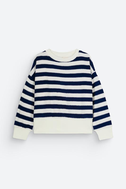 Sweatshirt Nat - marinero