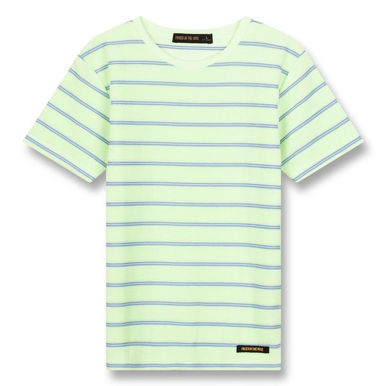 T-Shirt Dalton Neon Sun Stripes