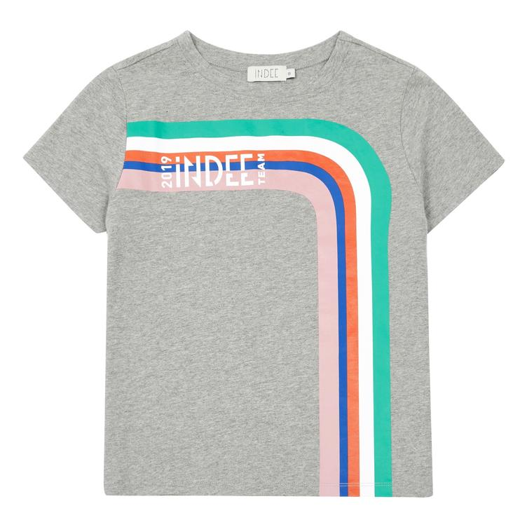 T-Shirt Echo Indee Team - grey