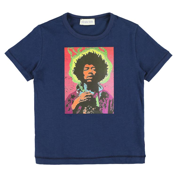 T-Shirt Jimmy in nuit