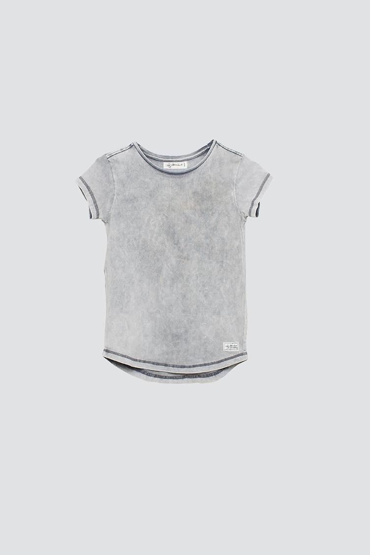 T-Shirt Lance, light grey