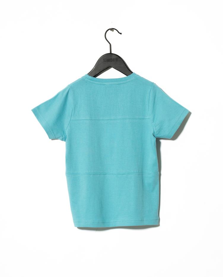 T-Shirt Menlo - Light Blue - 0