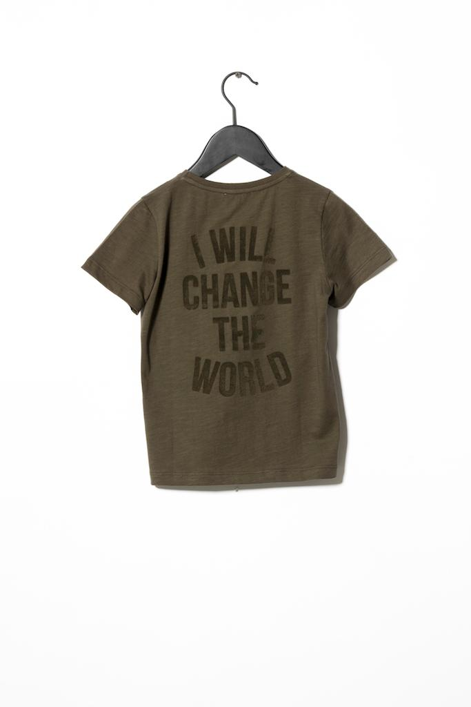 T-Shirt Revolution - Brown - 0