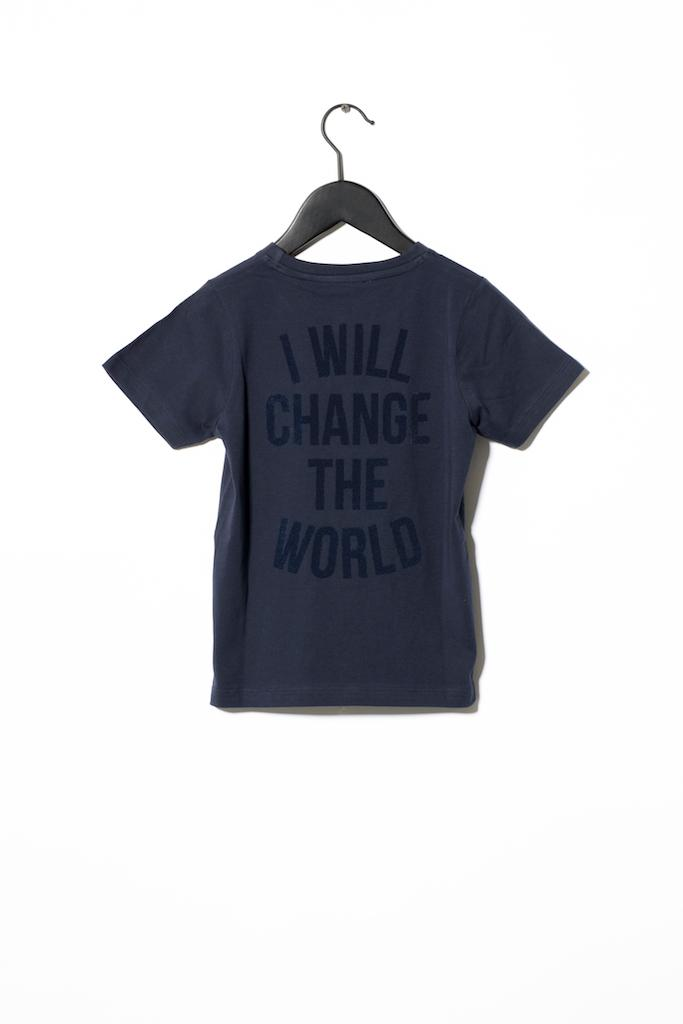 T-Shirt Revolution - Navy - 0