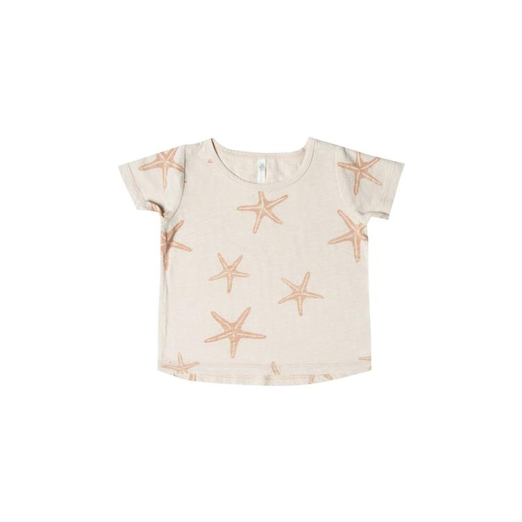 T-Shirt Starfish - Pearl