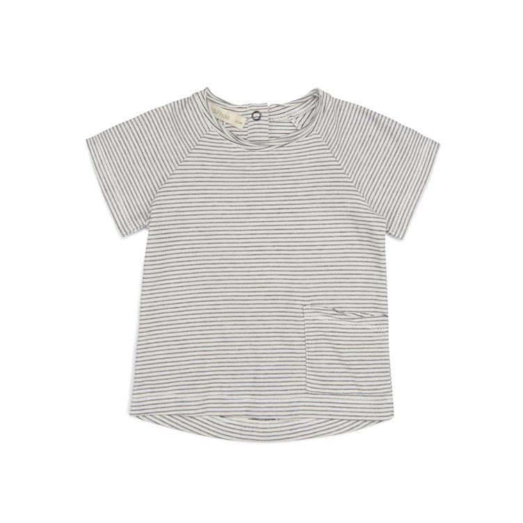 T-Shirt Vanilla Stripe