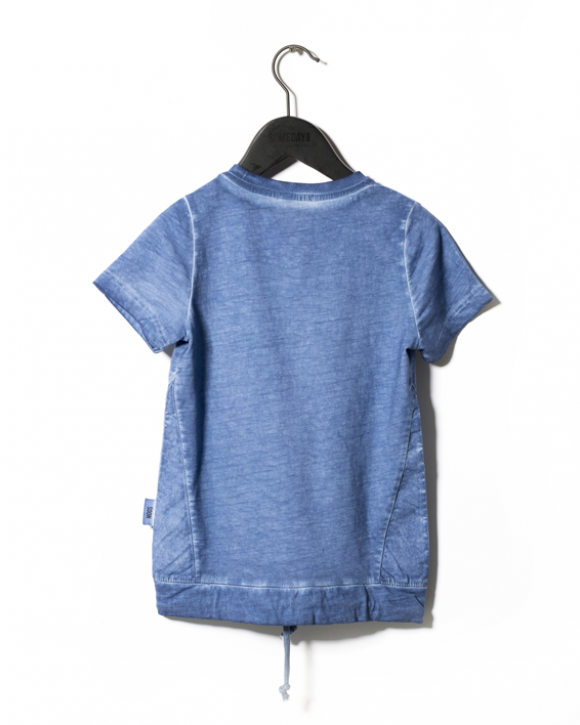 T-Shirt Verne - Blue - 0
