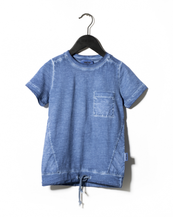 T-Shirt Verne - Blue