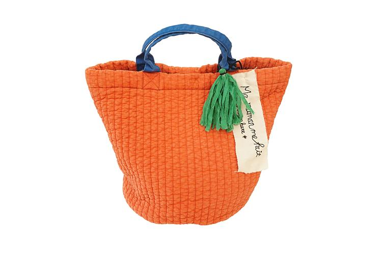 Tasche - Orange Brown