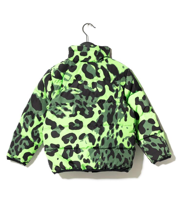 Thor Jacket - bright green AOP - 0