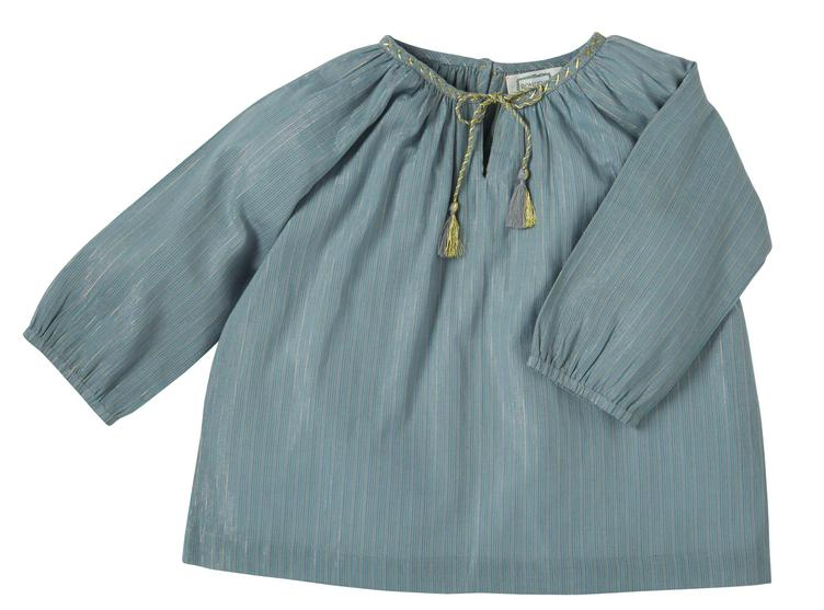 Top Laureen, Blue