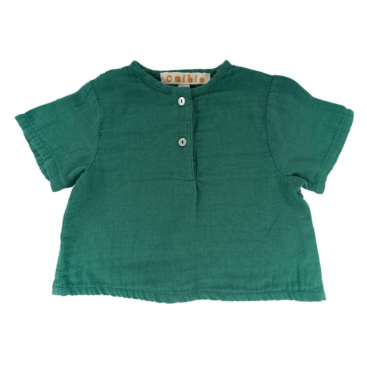Top «Lauren» - Bottle Green