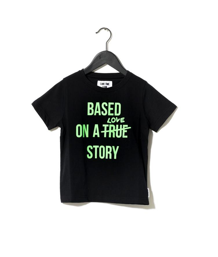 True T-Shirt - black