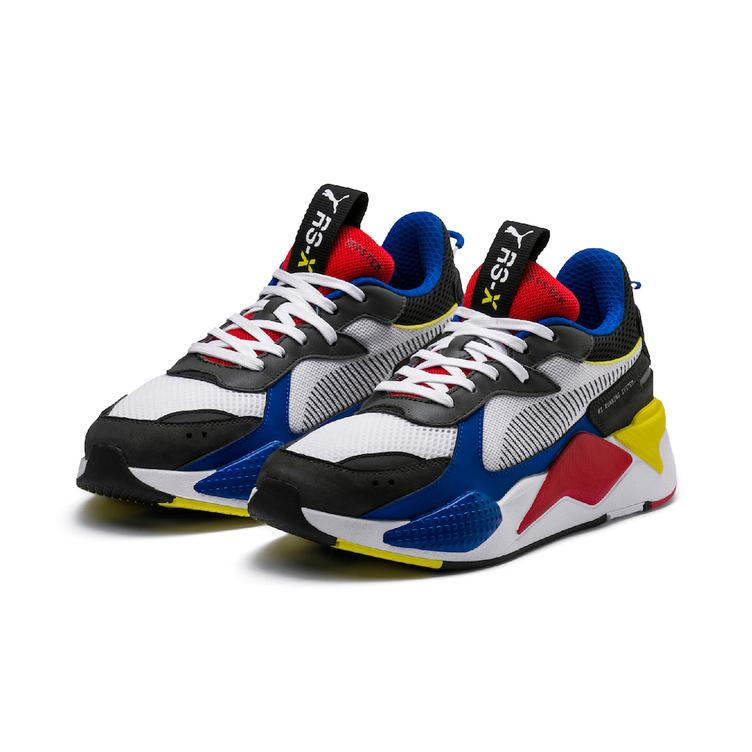 Turnschuh RS-X TOYS - White/ Royal HIgh/ Risk Red