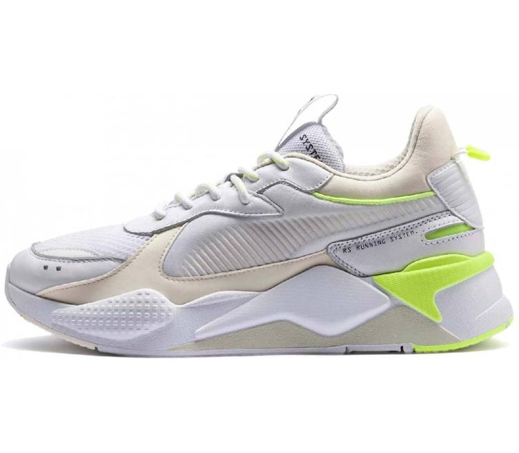 Turnschuh RS-X TRACKS - White/ Whisper White