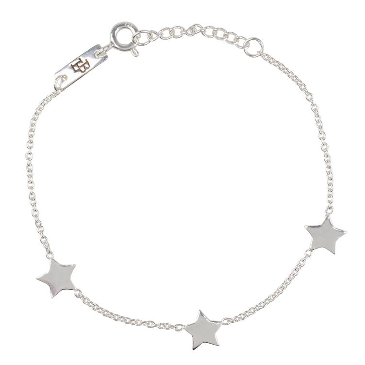 You are my shining star - Armband Daughter - silber