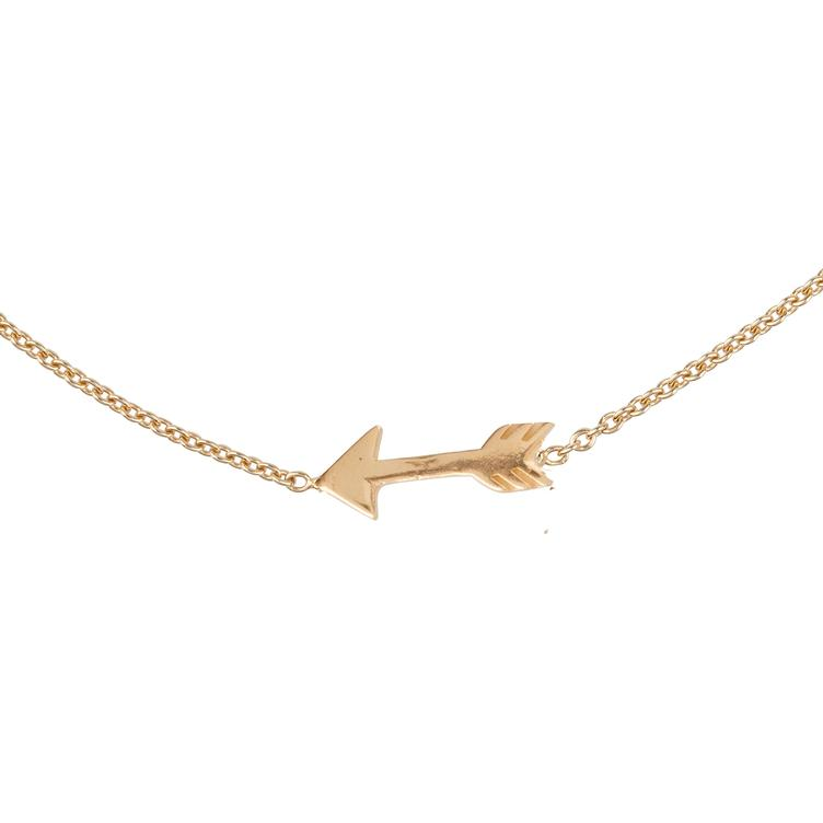 You give me direction - Kette - gold