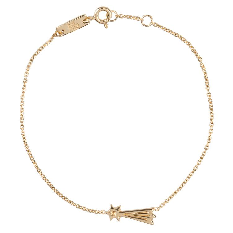 You make my wishes come true - Armband Mother - gold